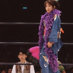 元女子プロレスラーの #穂積詩子 さんは今のおかげでランクアップした #ジュリアナ詩子 さんネタ