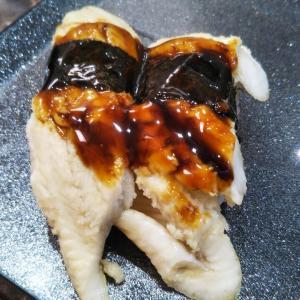 #煮あなご これはいつ行っても絶品 #大阪市場ずし #気に入ってま寿司