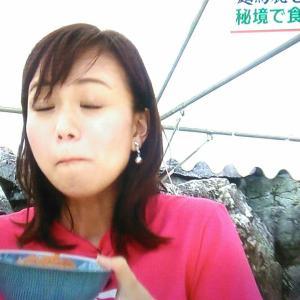 #麺馬鹿 70弾 #おはようコール 最終回 で見せた #斎藤真美 アナの変顔