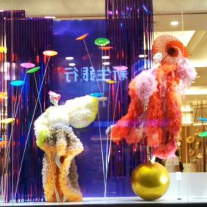 #ちょっとぷれいばっくします  #阪急グランドビル は いつ通っても楽しい