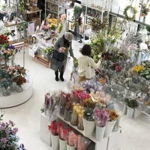 募集【おうちアトリエ】花問屋さんへGO!8月レッスン