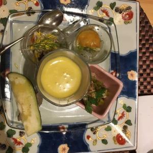 久しぶりの Restaurant M