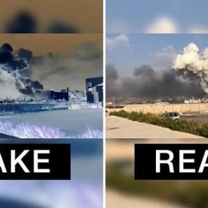 ★レバノン爆発はミサイル攻撃か?★