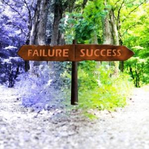 固定観念が成功への邪魔をする