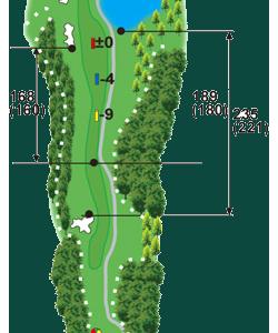 【ゴルフ】§'19-#11。ドライバー、フェアウェイウッド好調で何とか108以下。