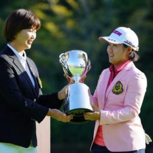 LPGA国内  2019 日本女子プロゴルフ選手権 畑岡奈紗が圧勝で国内メジャー史上最年少での3勝目