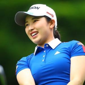 2019 NEC軽井沢72ゴルフトーナメントの優勝は小祝さくら選手が有望