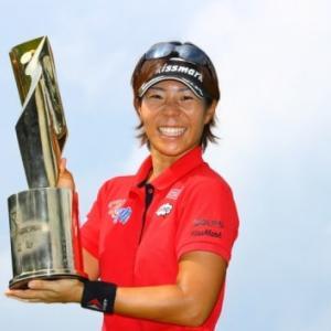 LPGA国内ツアー NEC軽井沢72 最終目の渋野日向子選手は3位タイで終わる