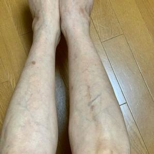 足痩せた、の写真です・・これからは筋肉で勝負、ただ歩くのはもったいない・・豆乳鍋、イカ焼き風キャベツ焼き