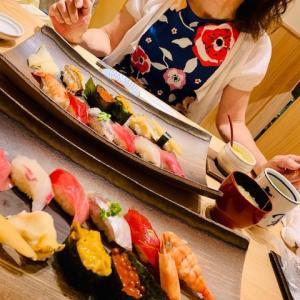 看護師に聞いた話、コロナ情報、当世の結婚式・・・極上寿司のゴチに感激、何年ぶり?