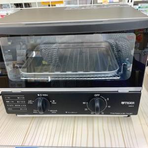 今度の家電買い替え、トースターです、高齢者でも使いやすいのを探す、リモート取説だね。