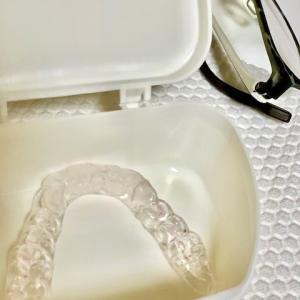歯を食いしばって生きてたら、マウスピースを装着するハメに(´艸`*)