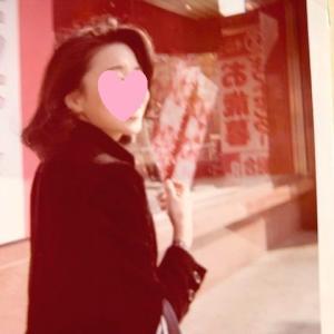 鎌倉五郎半月、期間限定の白桃味。ポラロイド写真、スーパーあるある