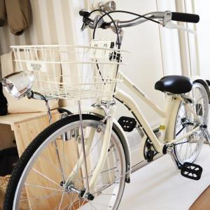 ▼キッズ自転車買いました!6歳誕生日プレゼント