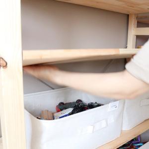 ▼我が家のおもちゃ収納 vol.4 IKEAのIVARここが良い