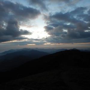 日本百名山 剣山(つるぎさん)