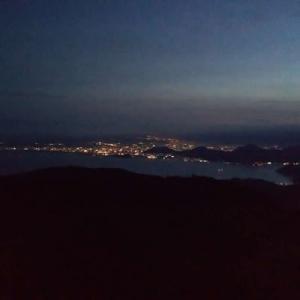 伊豆山稜線歩道(金冠山・達磨山・古希山・伽藍山)を歩く