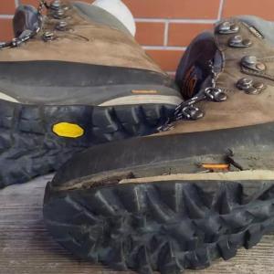 SCARPA登山靴
