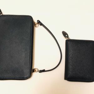 お財布をミニマムにしました!