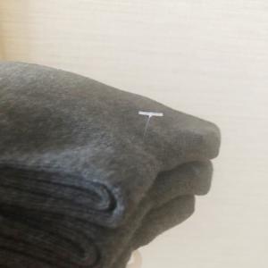 靴下を買った時のイライラ解消