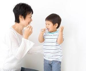「歯みがき」が苦手な子に、歯磨きを習慣づけさせる工夫をご紹介します