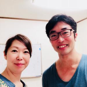 今日は大東豊美さん招致の東京へ出張!有難いことに定員に達しました。
