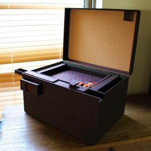 【作品展出展作品】寄木細工の秘密箱②