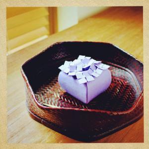 「和菓子の日」 〜手毬花〜