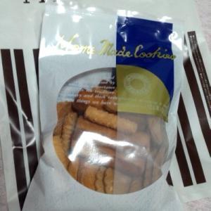 やっぱり大好きな泉屋のクッキー