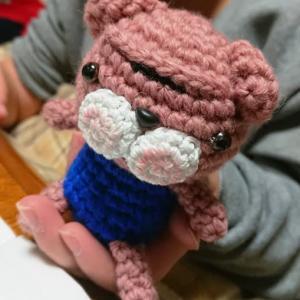 ぶるどっぐ 編みぐるみ