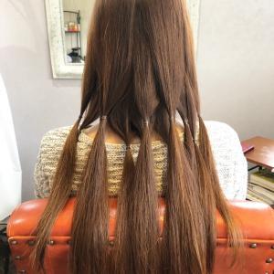 ヘアドーネーションからのくせ毛⁉︎