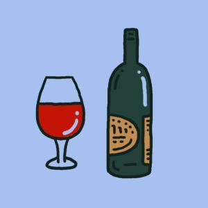 そろそろ赤ワインが飲みたくなってきた♪