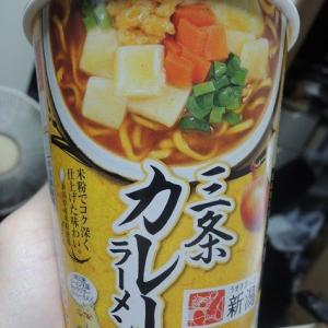 カップメン 炒飯食べて きゅうり食う