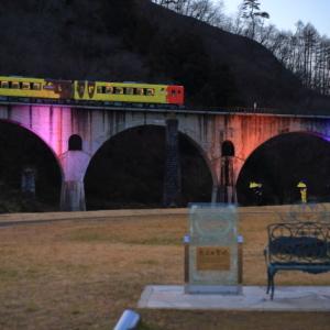 1817 ポケモン列車(めがね橋)