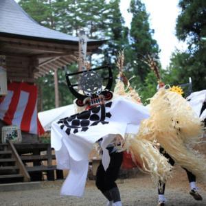 1628 菅原神社のお祭り