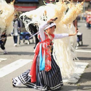 1631 小友まつり(山谷しし踊り)