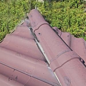 台風被害で屋根工事が増加!