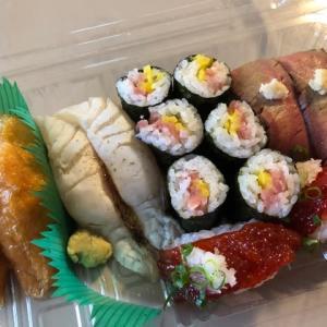 アマちゃんは回転寿司がお好き