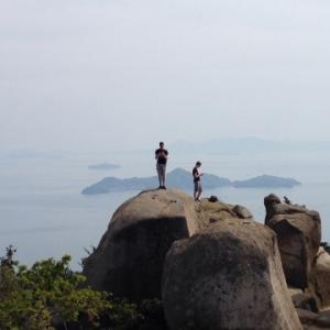 タモリも登った厳島弥山
