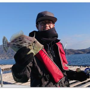 2020年1月5日 初釣り
