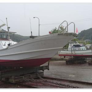 2019年7月13日 流星丸Ⅱ号 船艇掃除