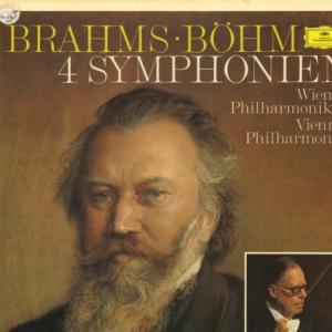 楽曲そのものに語らせるかのようにふくよかで、情感を前面に打ち出した ベーム ウィーン・フィル ブラームス 交響曲全集