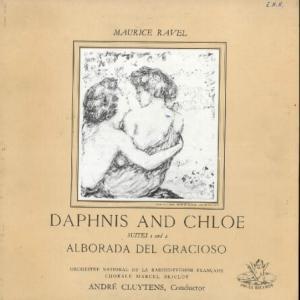 名盤と青春◉果実の艶づき クリュイタンス ラヴェルの「ダフニスとクロエ」と「道化師の朝の歌」