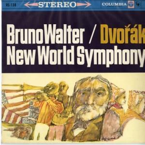 ドヴォルザークは歌うワルターの面目躍如 ― 前世紀ロマンの名残をとどめたワルターの音楽は決して古びない