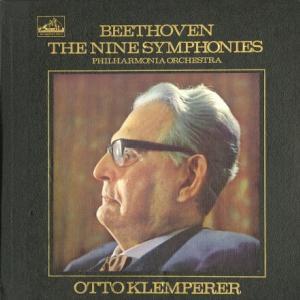 黄金期の響き*クレンペラー指揮フィルハーモニア管、ノルドモ=レーヴベリ、ルートヴィッヒ ベートーヴェン・交響曲全集