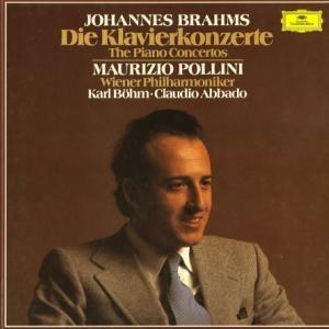 ピアノ界のミスターパーフェクト*ポリーニ、ベーム、アバド指揮ウィーン・フィル ブラームス:ピアノ協奏曲第1番、2番