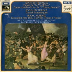 エキゾチックな情景が浮かび上がる生命力漲る躍動感は他の追随を許さない ― フリューベック・デ・ブルゴス「スペインの音楽」