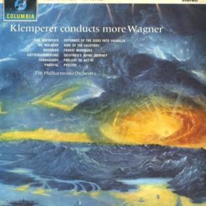 響きは理知的で陶然とすることしか出来ない クレンペラー指揮フィルハーモニア管 ワーグナー・序曲、前奏曲集