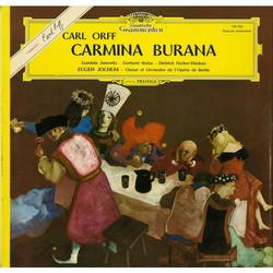 ドイツで最も売れた*不動の定番 ヨッフム指揮ベルリン・ドイツ・オペラ管 オルフ・世俗声楽曲「カルミナ・ブラーナ」