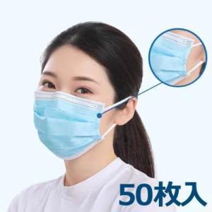 細菌、飛沫ウイルスなど空気中の微細物質を防ぐ ― 《不織布サージカルマスク》抗菌や防塵に効果的な三層構造の不織布マスク